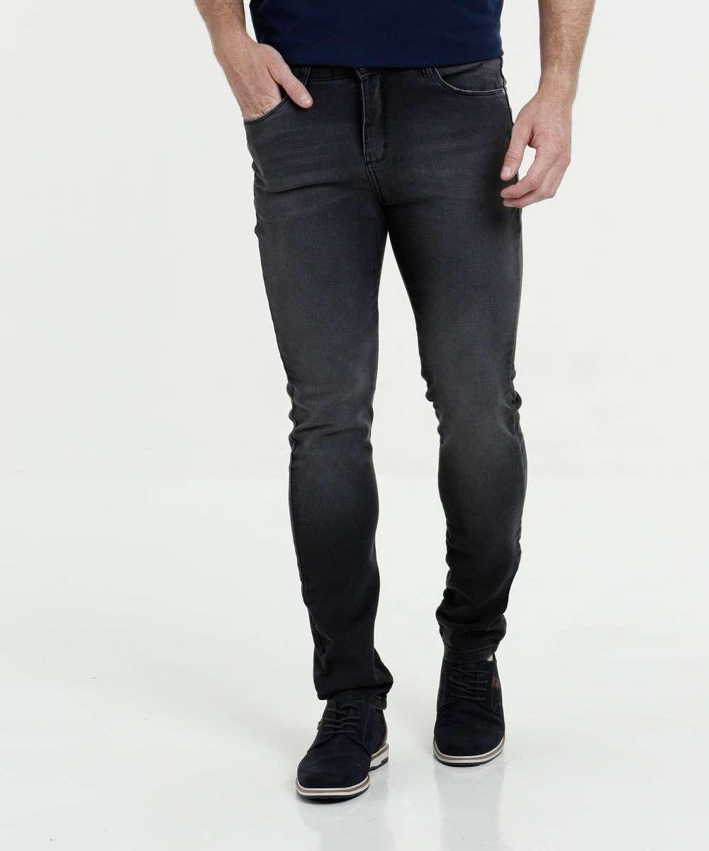 Calça Masculina Jeans Skinny Razon