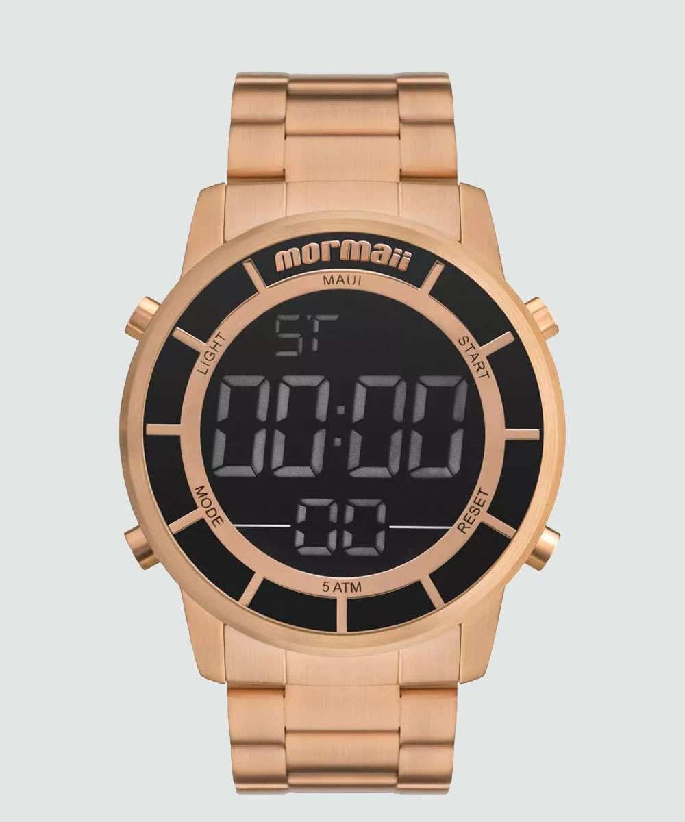 Relógio Feminino Digital Mormaii MOBJ3463DF4J