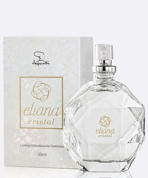 Image_Colônia Feminina Desodorante Eliana Cristal Jequiti 25ml