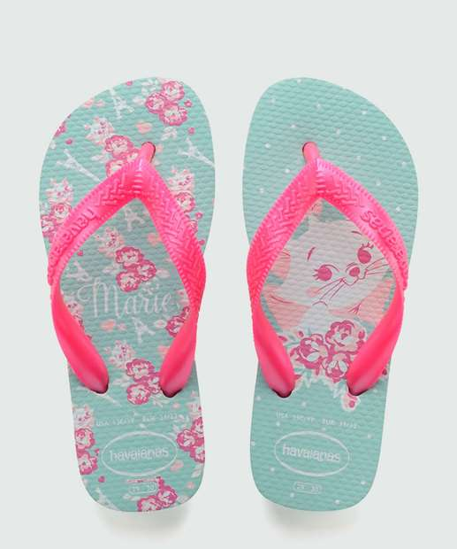 Image_Chinelo Havaianas Infantil Kids Top Marie  0642