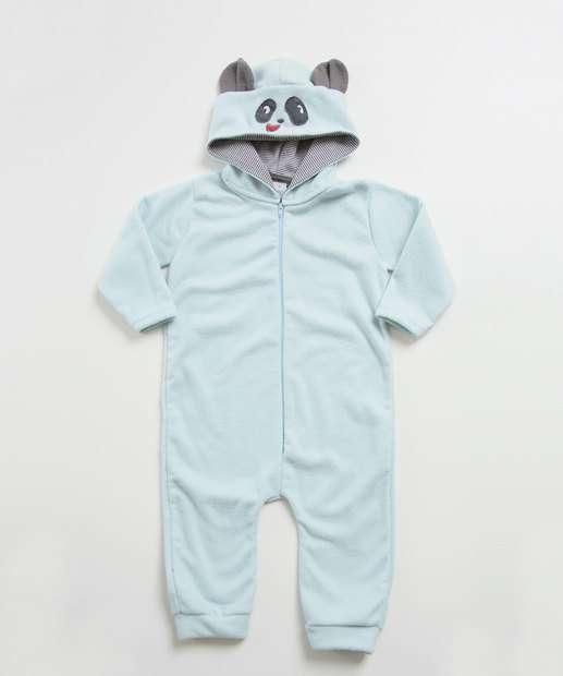 Image_Macacão Infantil Bebê Soft Panda Manga Longa