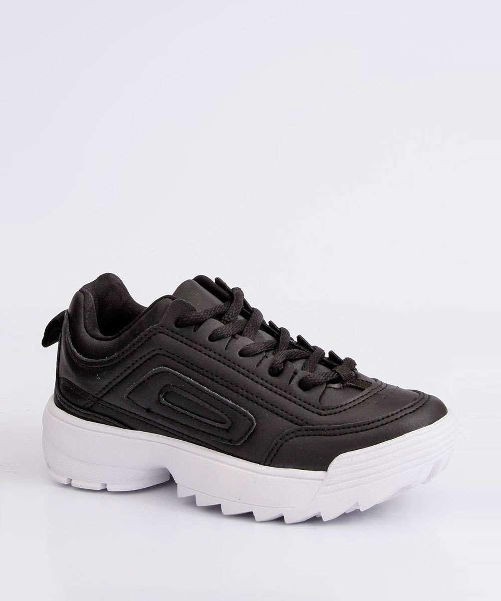 Tênis Infantil Sneaker Tratorado Fiocco