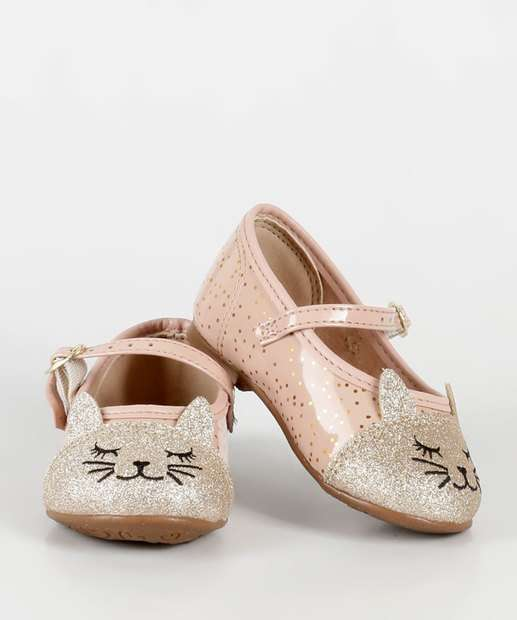 Image_Sapatilha Infantil Boneca Gato Molekinha
