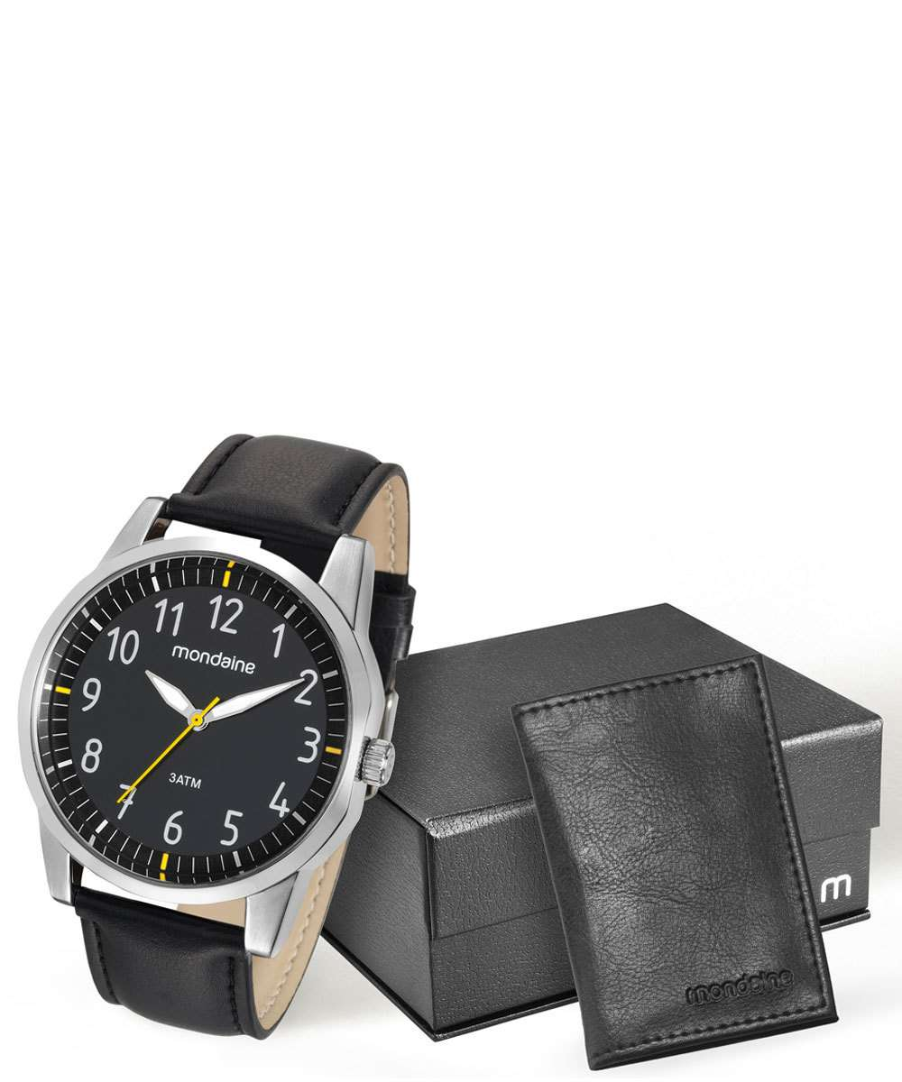 014cf052ca1 Kit Relógio Masculino Mondaine 53530G0MVNH1K