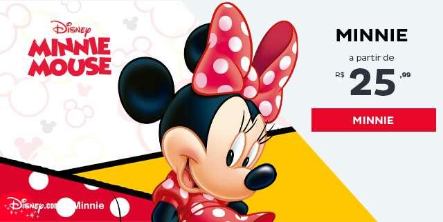 Minnie à partir de R$25,99