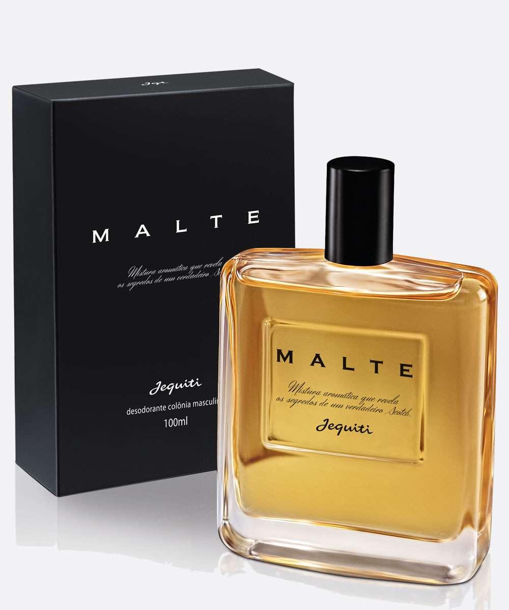 Desodorante Colônia Masculino Malte Jequiti 100ml