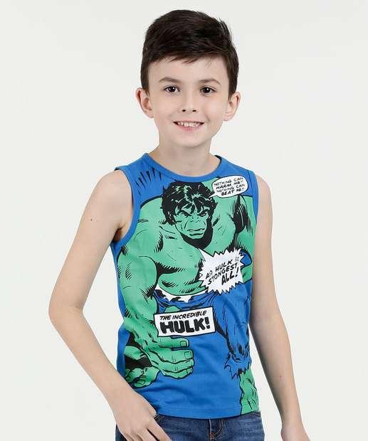 Image_Regata Infantil Estampa Hulk Marvel
