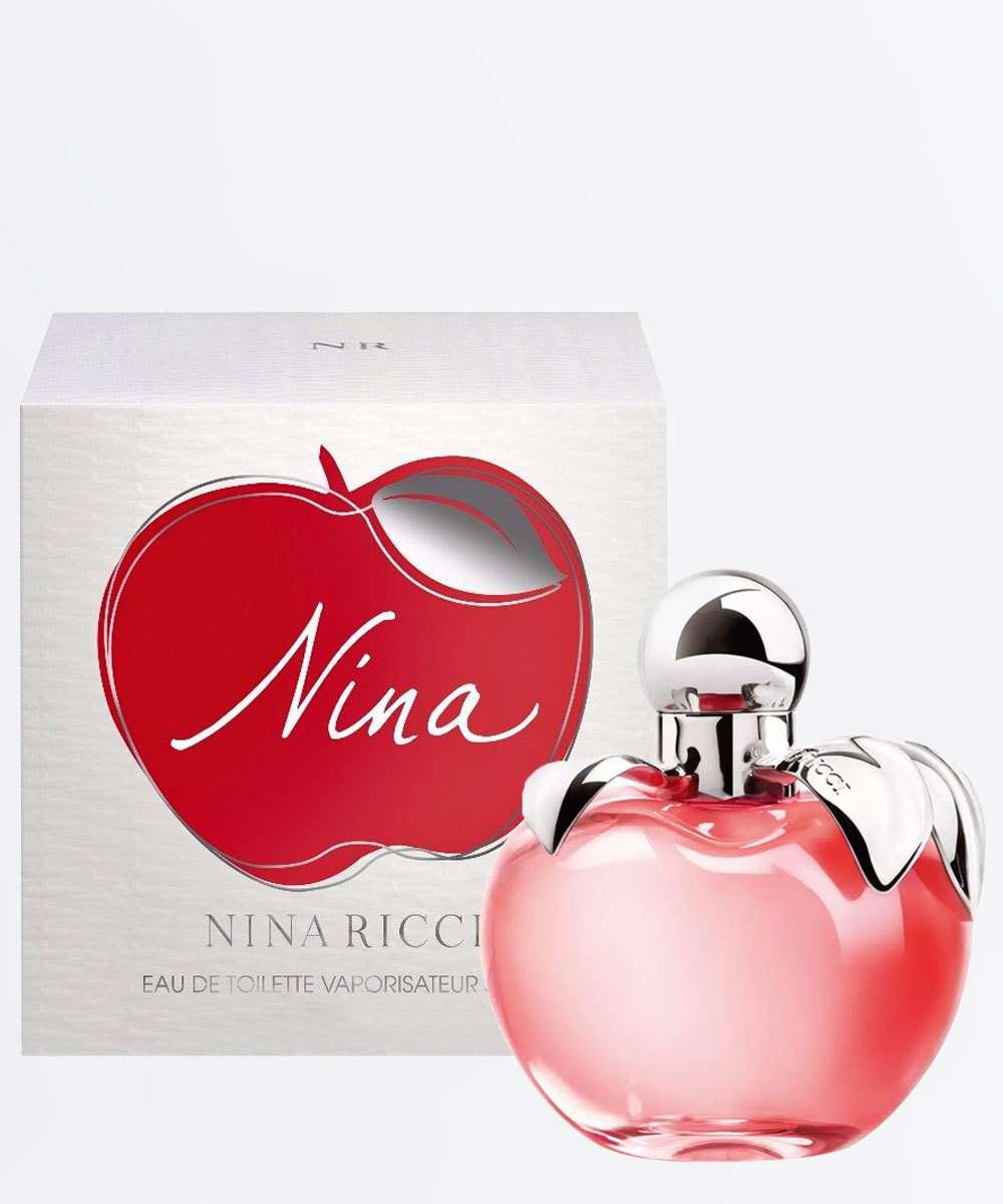 Perfume Feminino Nina Nina Ricci - Eau de Toilette 30ml