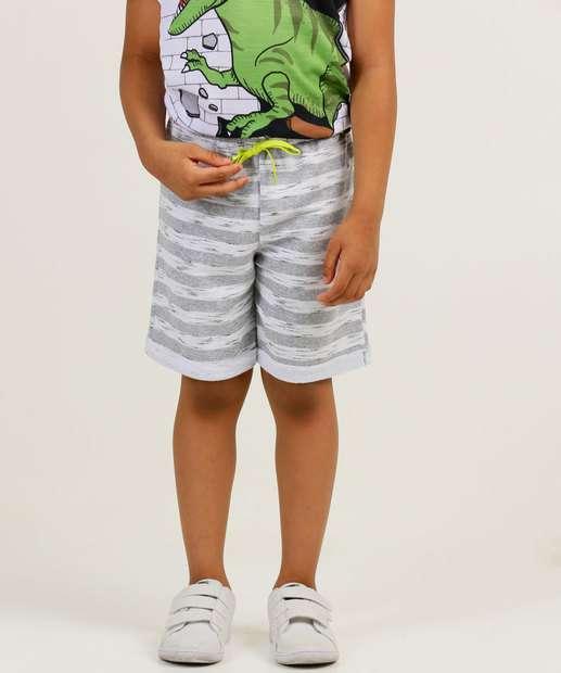 Image_Bermuda Infantil Listrado Tam 4 a 10