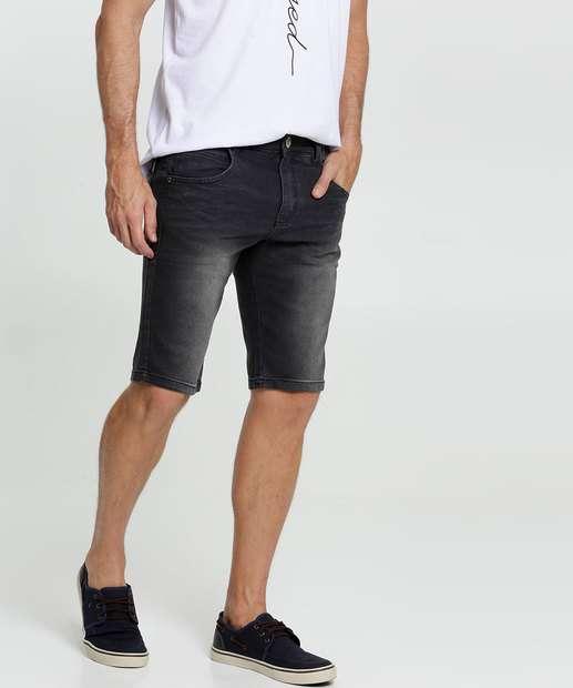 Image_Bermuda Masculina Jeans Stretch Rock & Soda