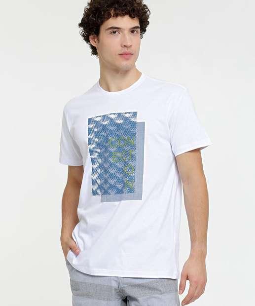 Image_Camiseta Masculina Estampa Frontal Manga Curta Costa Rica