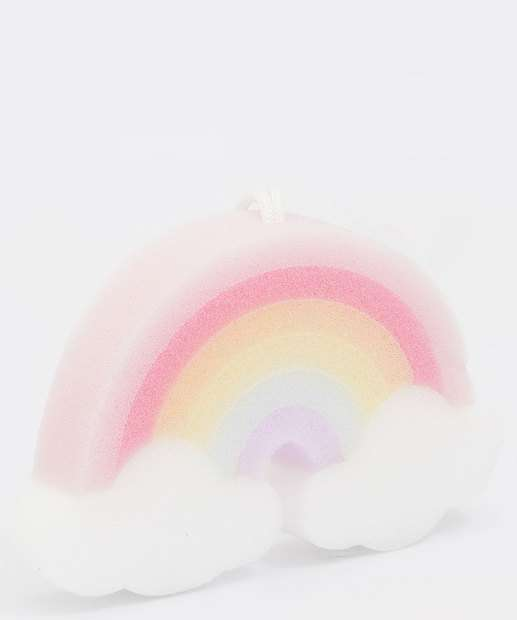 Image_Esponja de Banho Arco-íris Marisa