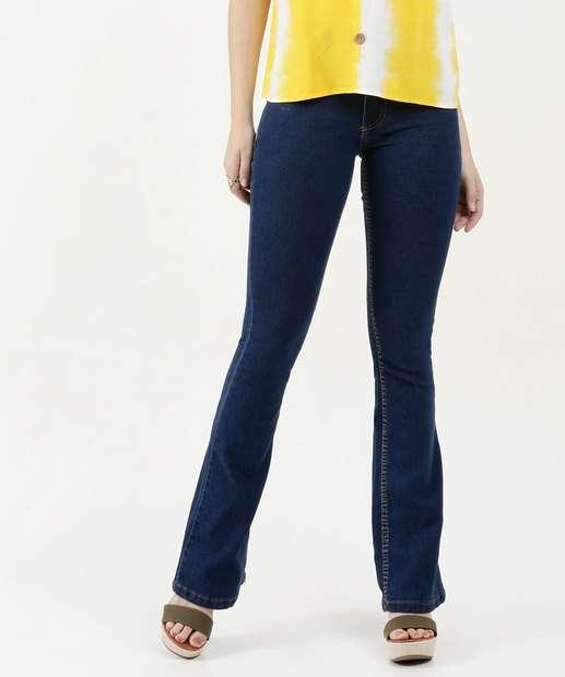 Image_Calça Feminina Jeans Flare Biotipo