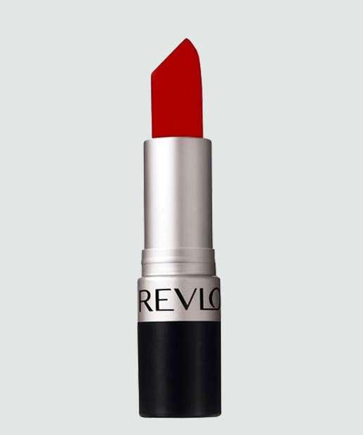 Image_Batom Super Lustrous Matte Revlon - Really Red