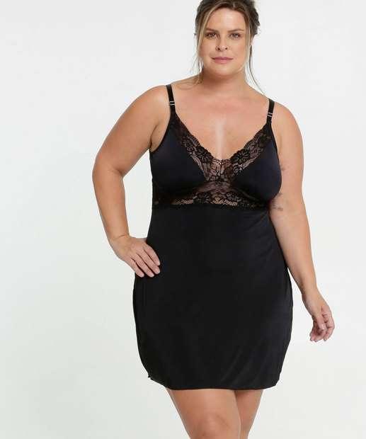 Image_Camisola Feminina Liganete Renda Plus Size Marisa