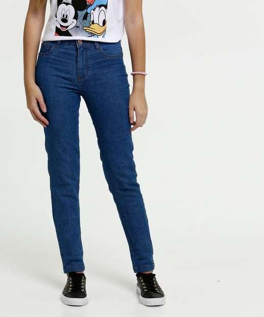 Image_Calça Juvenil Jeans Skinny Stretch Marisa