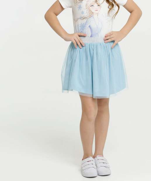 Image_Saia Infantil Tule Brilho Disney