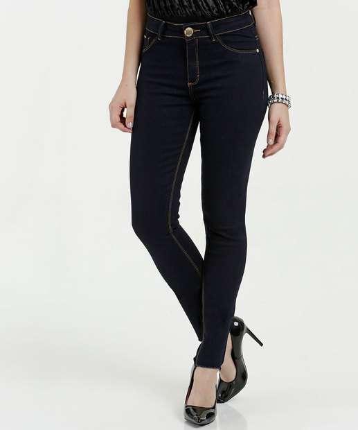 Image_Calça Jeans Feminina Skinny Five Jeans
