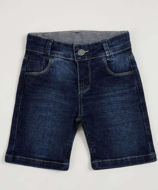 Image_Bermuda Infantil Jeans Marisa