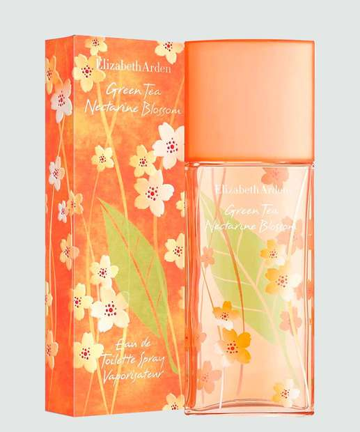 Image_Perfume Feminino Green Tea Nectarine Blossom Elizabeth Arden - 100ml