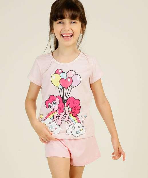 Image_Pijama Infantil Estampa My Little Pony Hasbro Tam 2 a 10