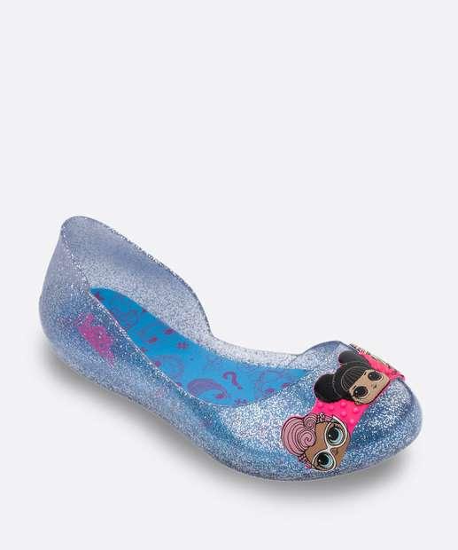 Image_Sapatilha Infantil Glitter LOL Club