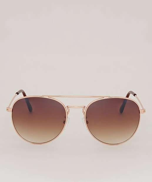 Image_Óculos de Sol Unissex Aviador Marisa