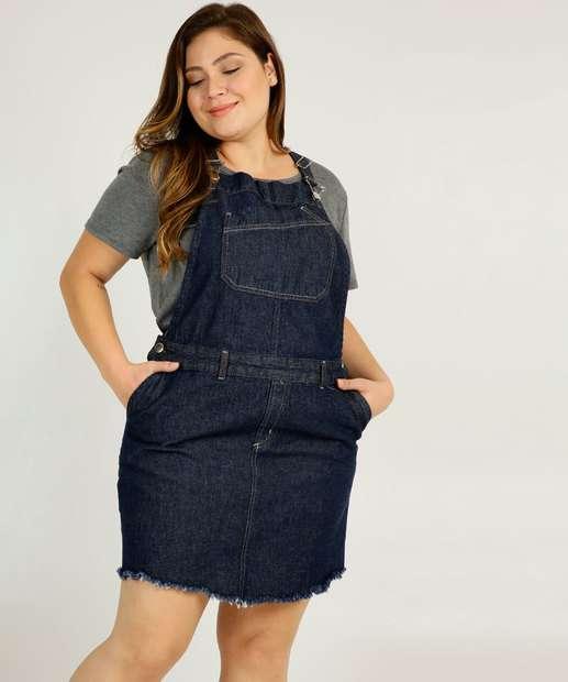 Image_Salopete Plus Size Feminina Barra Desfiada Uber Jeans