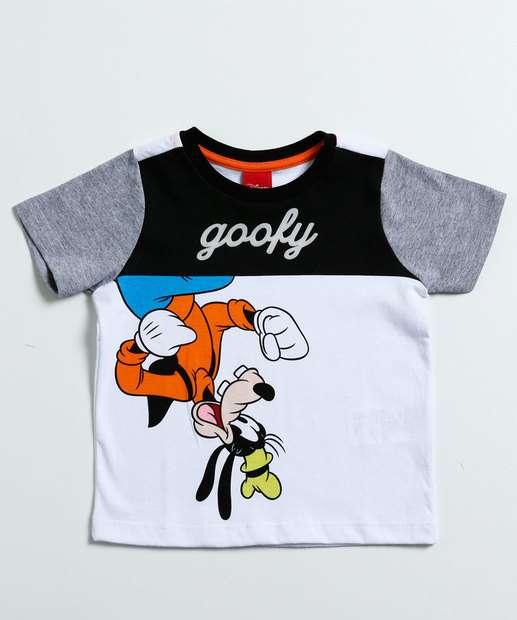 Image_Camiseta Infantil Manga Curta Pateta Disney