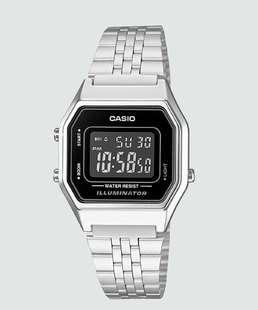 6fee34948ee81 Relógio Unissex Digital Casio LA680WA1BDFBR