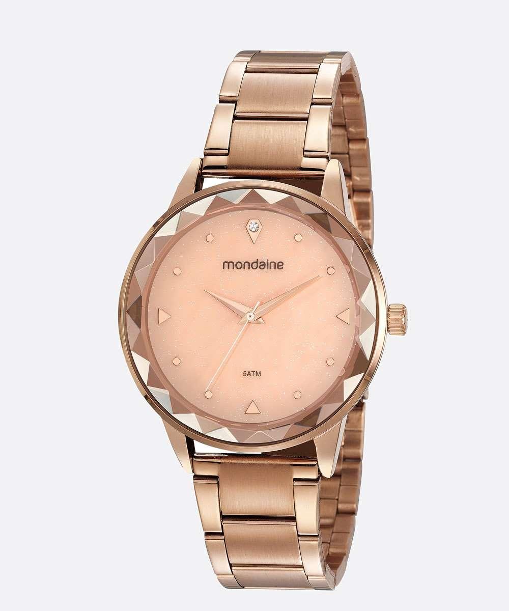 Relógio Feminino Mondaine 53971LPMVRE1
