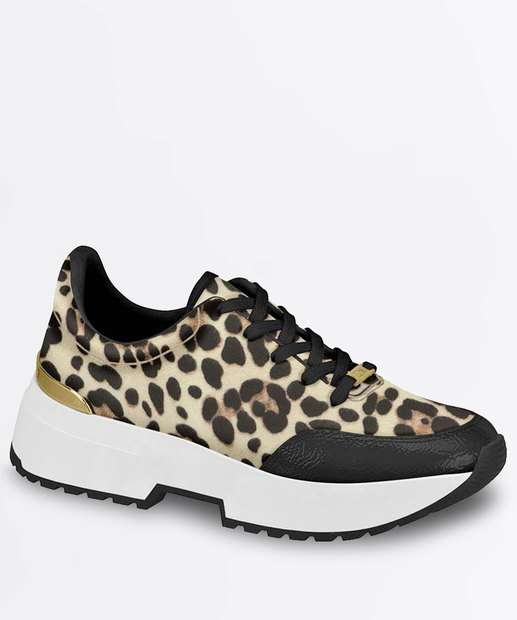 Image_Tênis Feminino Chunky Sneaker Vizzano 1308100