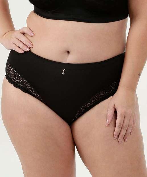 Image_Calcinha Feminina Alta Plus Size Dilady