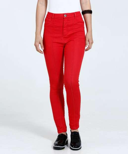 Image_Calça Feminina Skinny Jeans Stretch Marisa