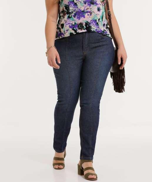 Image_Calça Plus Size Skinny Feminina Zune Jeans
