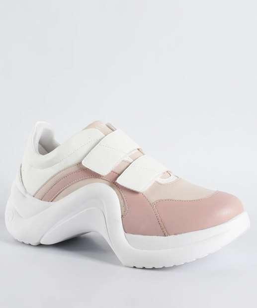 Image_Tênis Feminino Chunky Sneaker Via Uno 374002