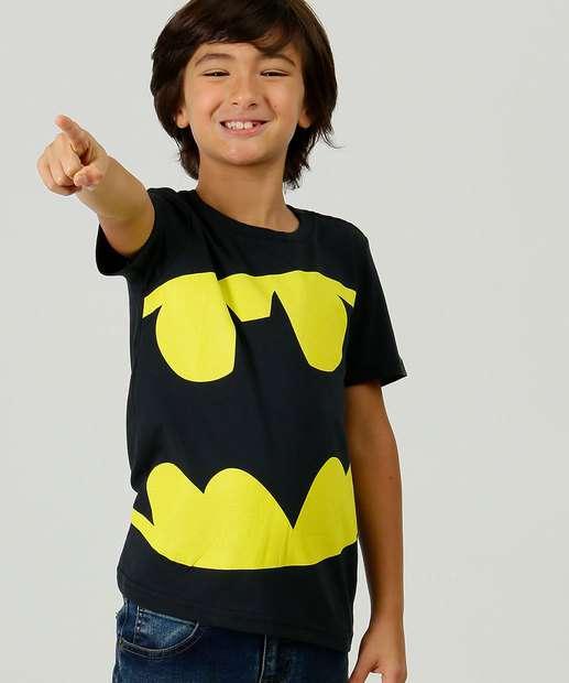 Image_Camiseta Infantil Estampa Batman Warner Tam 4 a 10