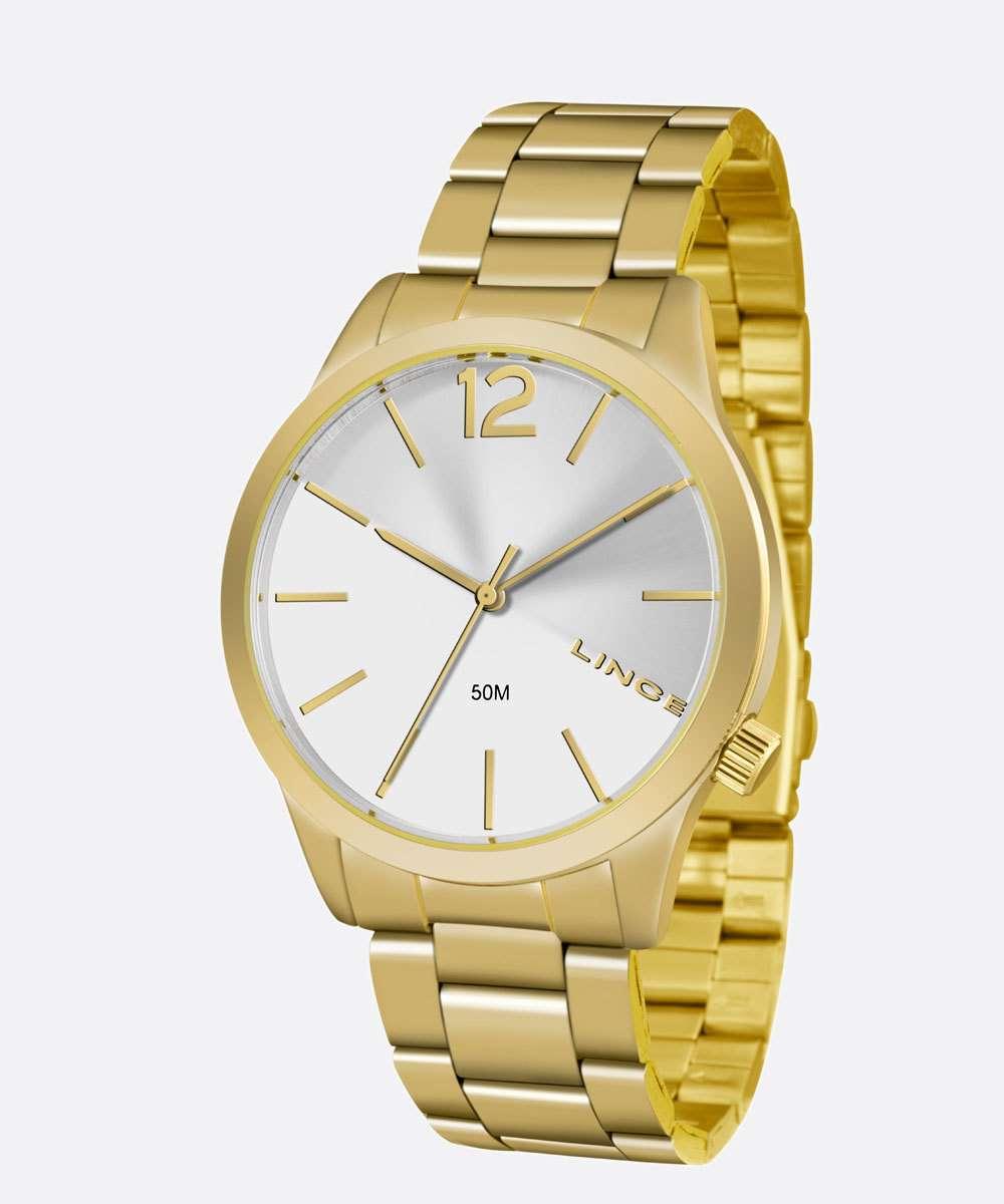 Relógio Feminino Lince LRGJ079L S2KX