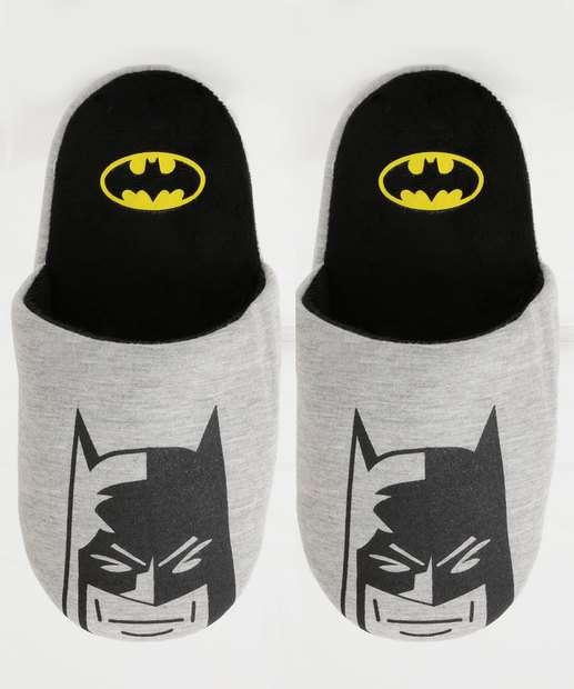 Image_Pantufa Infantil Pelúcia Batman Liga da Justiça