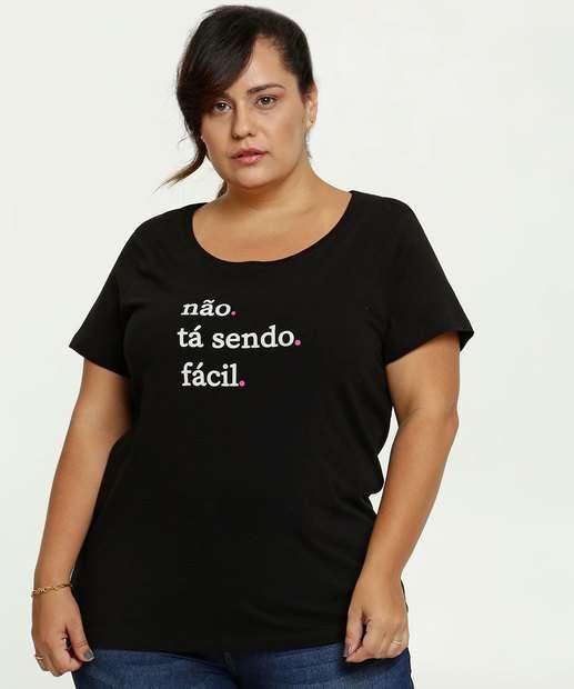 Image_Blusa Feminina Estampa Frontal Plus Size Marisa