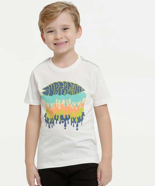 Image_Camiseta Infantil Manga Curta Estampa Surf MR Tam 4 a 10
