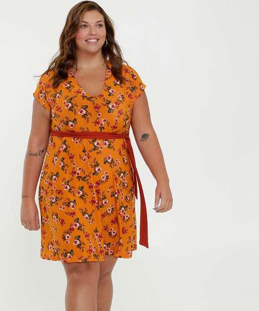 Image_Vestido Feminino Estampa Floral Plus Size Luktal