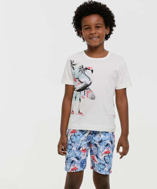 Image_Conjunto Infantil Manga Curta Tropical Tam 4 a 10