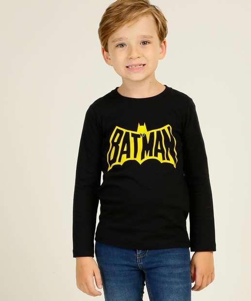 Image_Camiseta Infantil Batman Liga da Justiça Tam 4 a 10