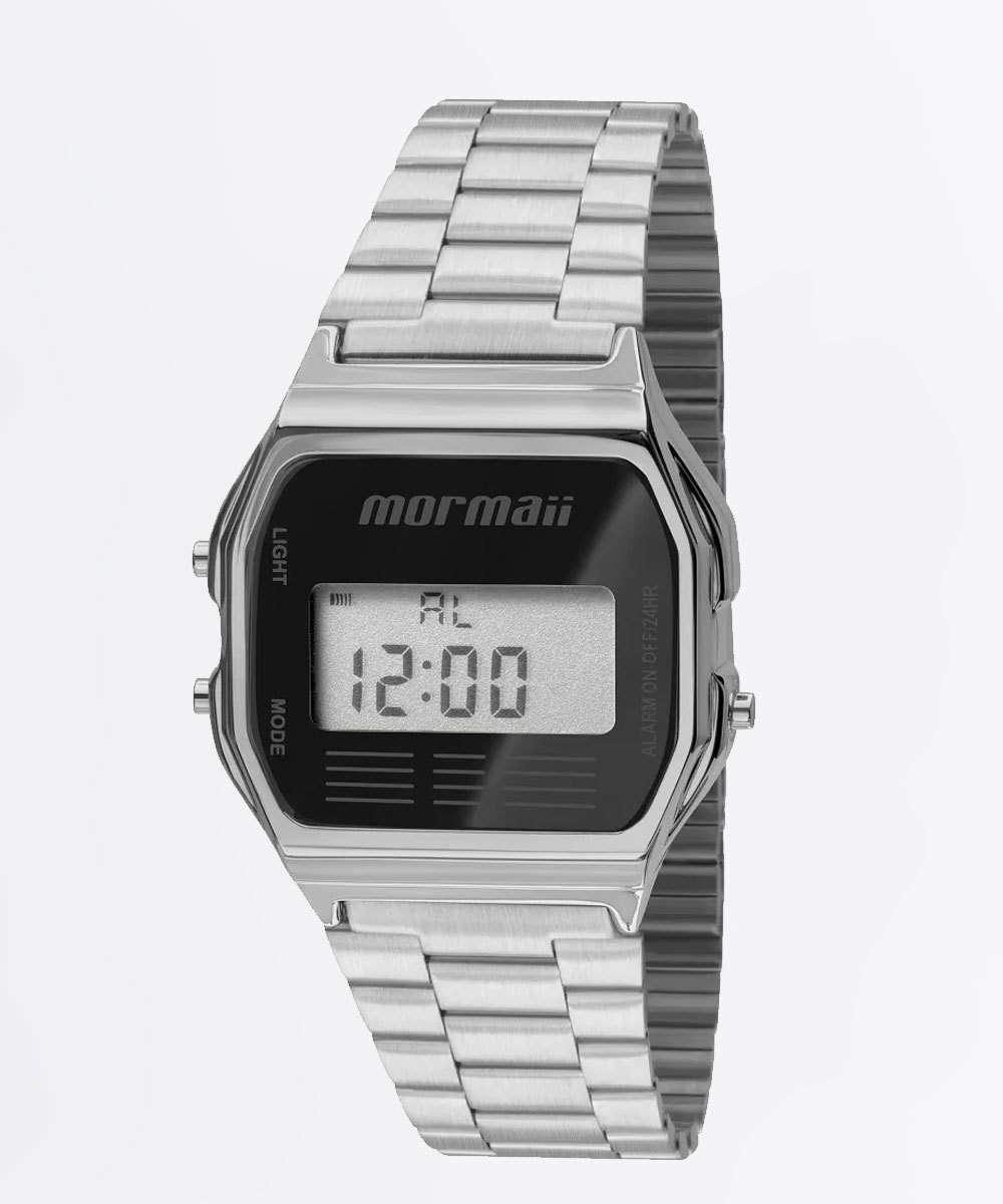 Relógio Feminino Digital Mormaii MOJH02AA3P