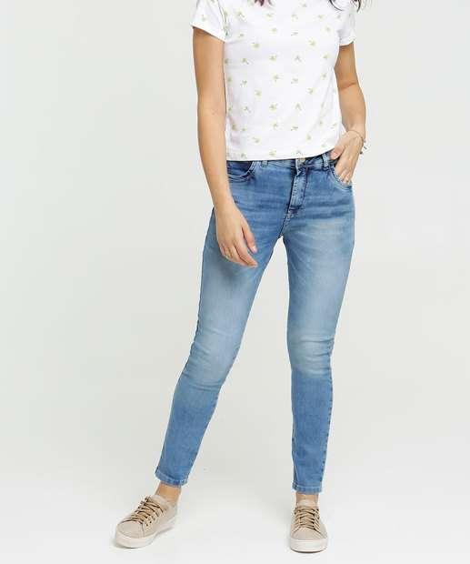 Image_Calça Feminina Skinny Strecht Zune Jeans