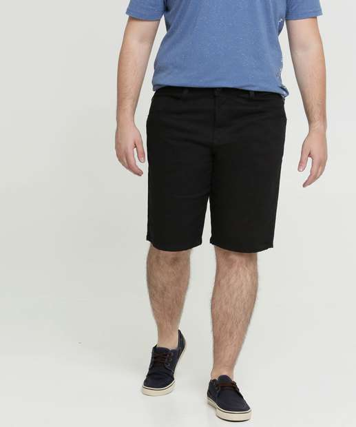 Image_Bermuda Masculina Sarja Bolsos Plus Size Biotipo