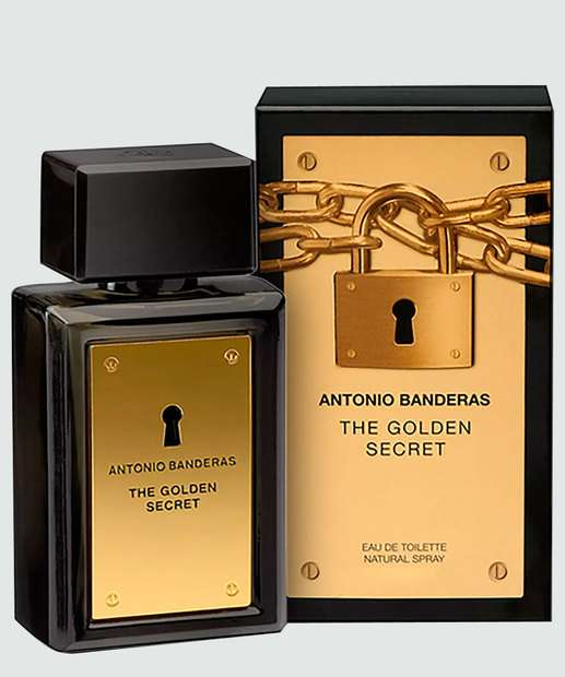 Image_Perfume Masculino Antonio Banderas The Golden Secret - Eau de Toilette 30ml