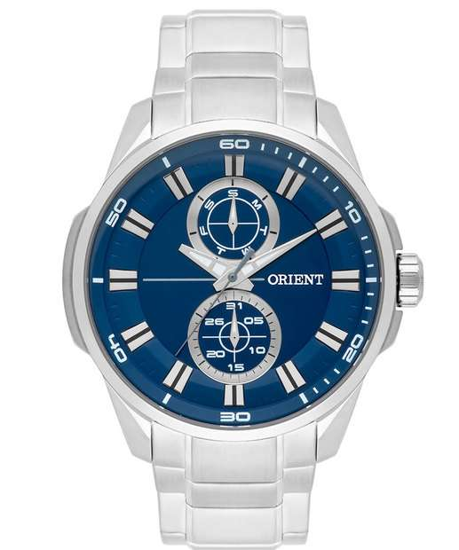 Image_Relógio Masculino Orient MBSSM078 D1SX