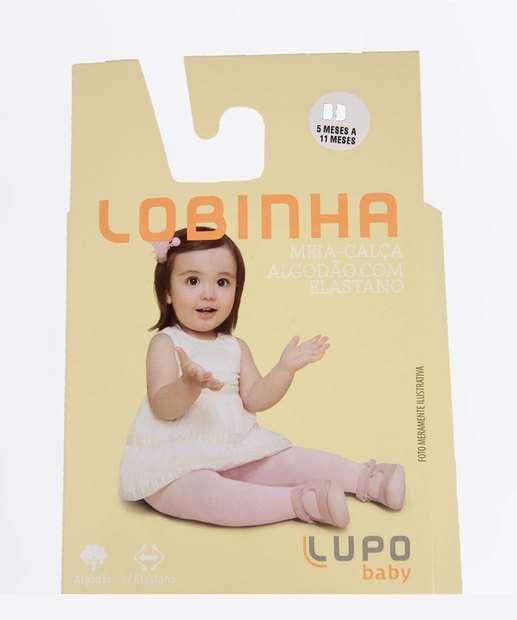 Image_Meia Calça Infantil Bebê Estampa Coração Lobinha Loba